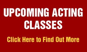 Online Acting Classes, Webcam Acting Classes, Private Acting Lessons with Steve Hamilton